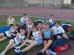 gruppo al Triathlon