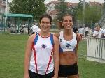 Nicole Bonin e Giulia Vesan