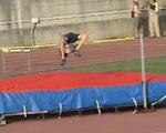 Andrea Servalli supera m 1.90
